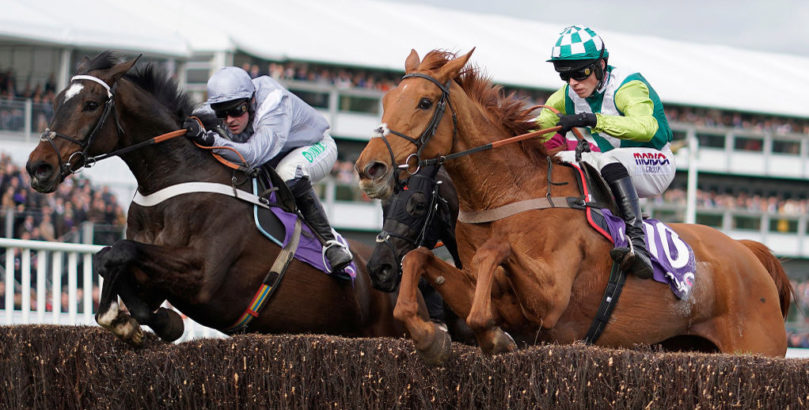 Topofthegame features in our Aintree tips