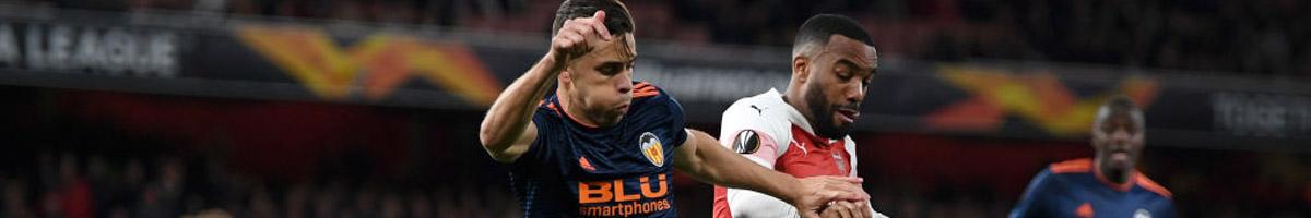 Valencia vs Arsenal: Gunners to survive Mestalla scare