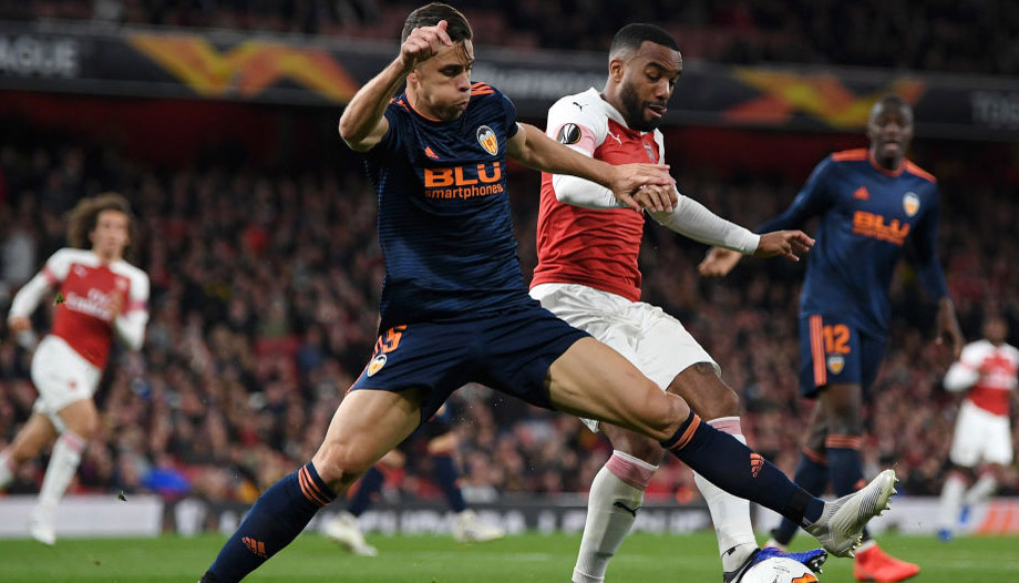 Valencia vs Arsenal: Gunners to survive Mestalla scare