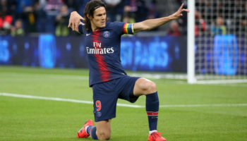 Edinson Cavani transfer news: United favourites to swoop
