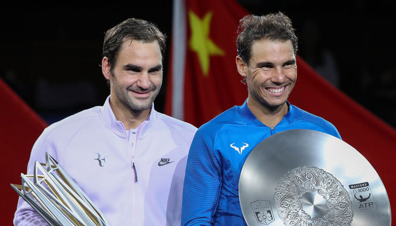 Federer vs Nadal: Five of their best head-to-head matches