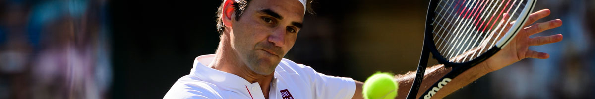 Roger Federer features in our latest Wimbledon 2019 predictions