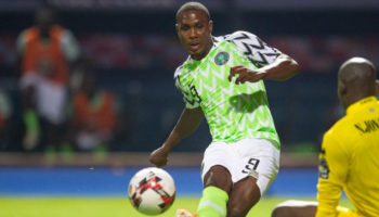 Odion Ighalo of Nigeria