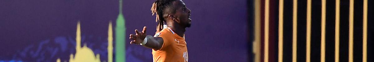 Ivory Coast forward Jonathan Kodjia