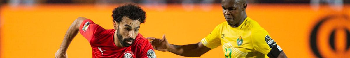 Mohamed Salah of Egypt