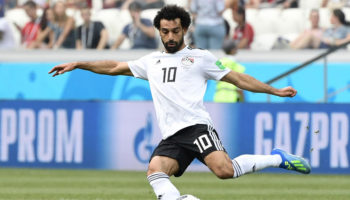 Egypt star Mohamed Salah