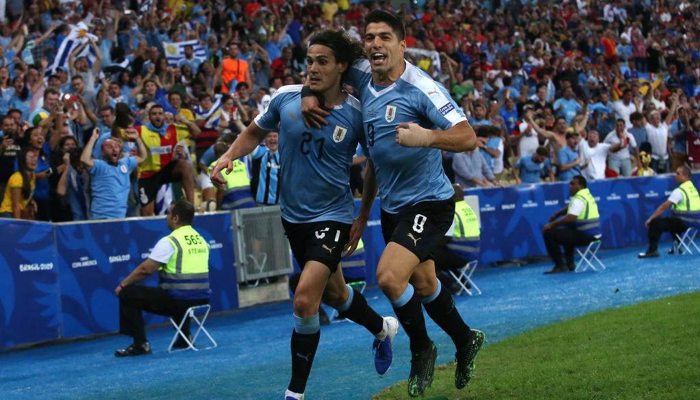 Uruguay vs Peru: La Celeste look cut above Los Incas