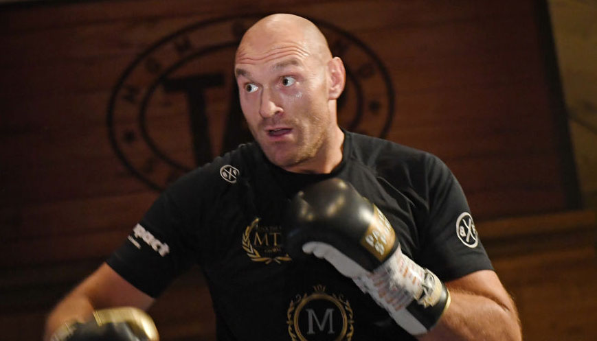 Fury vs Schwarz: Las Vegas showdown can go the distance