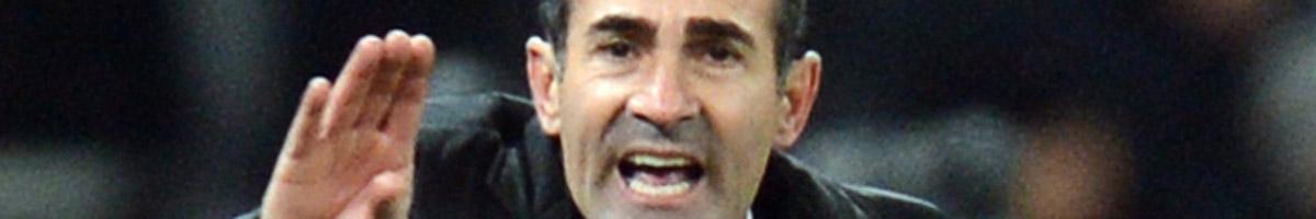 Kilmarnock boss Angelo Alessio