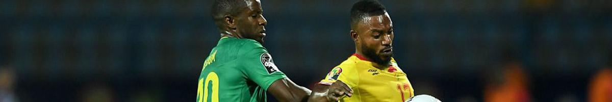 Benin captain Stephane Sessegnon