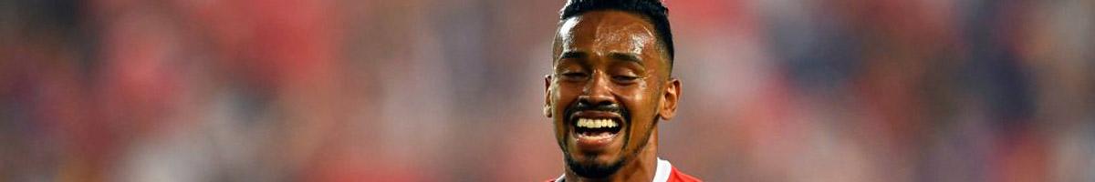 Benfica defender Caio