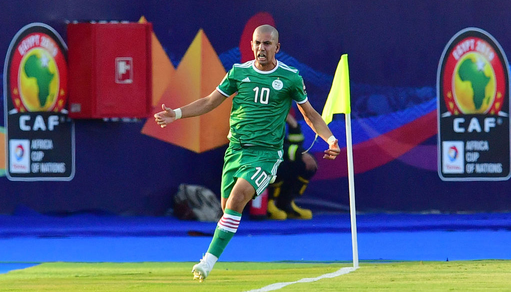 Algeria vs Nigeria: Semi-final set to go all the way