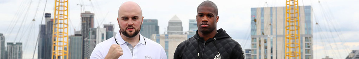Nathan Gorman and Daniel Dubois