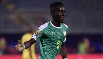 Senegal midfielder Idrissa Gueye