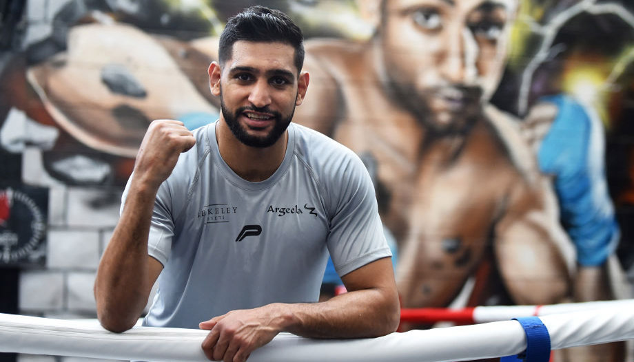 Amir Khan vs Billy Dib: Saudi Arabia stroll for Bolton boxer