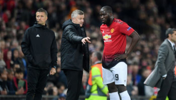 Man Utd striker Romelu Lukaku has been linked with Inter Milan