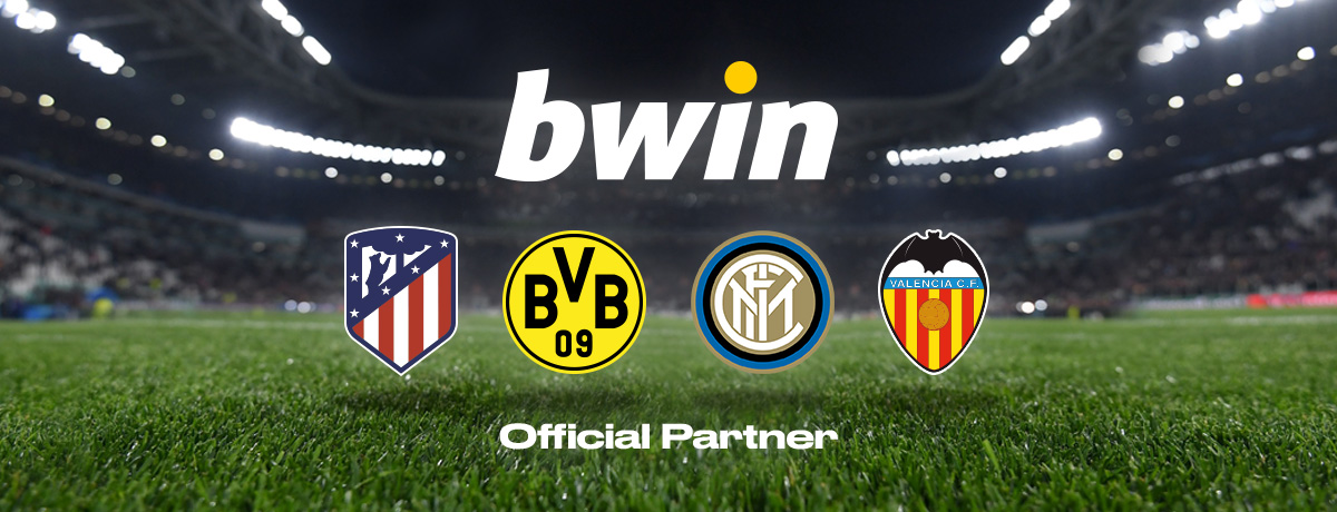 bwin Sponsorships | Official Partners