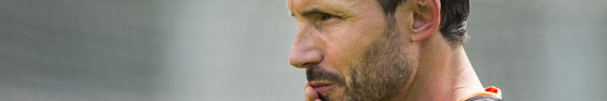 PSV head coach Mark van Bommel