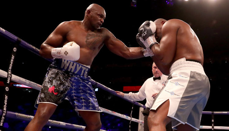 Whyte vs Rivas: Body Snatcher has the power to KO Kaboom