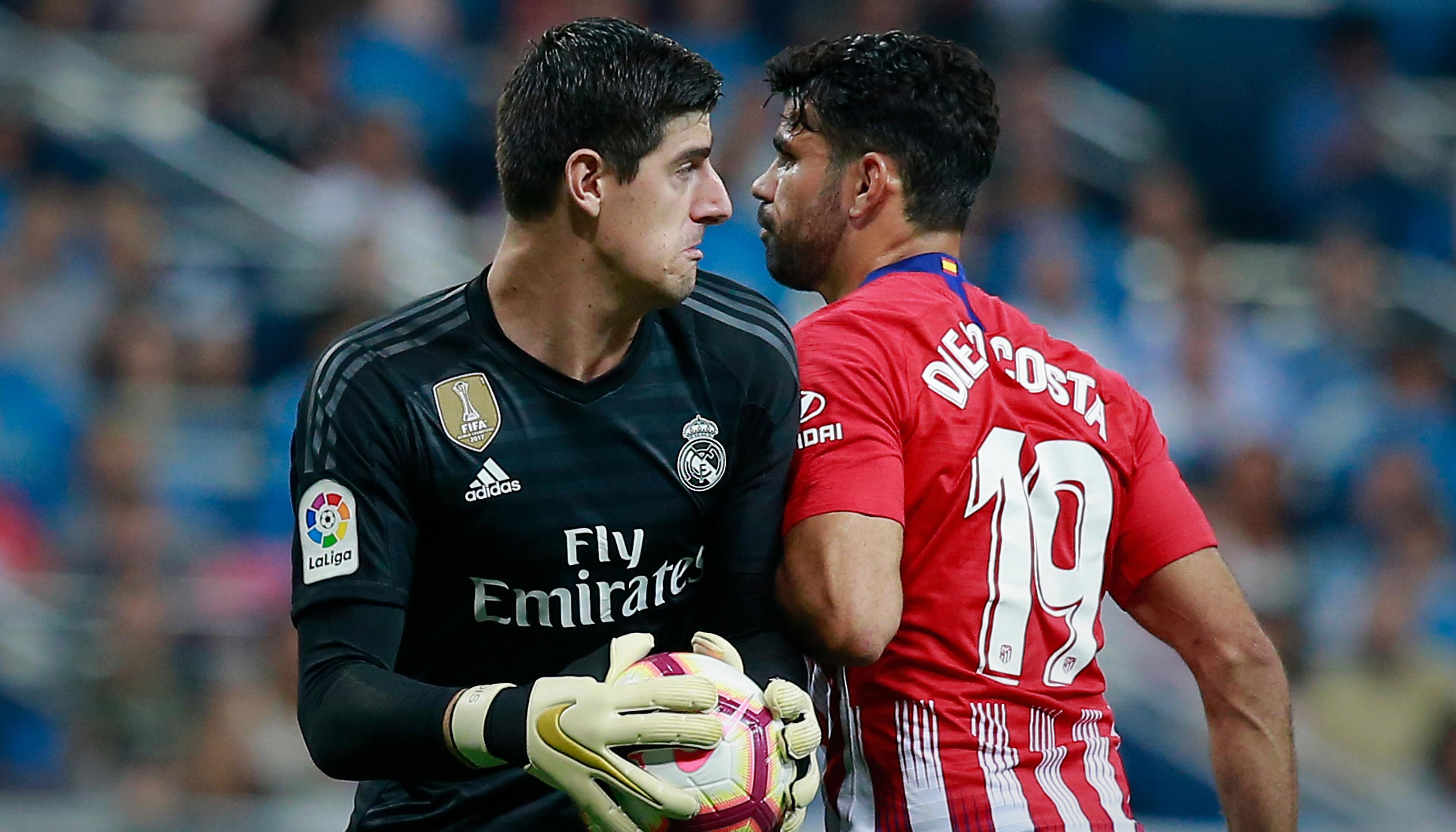 Atletico Madrid vs Real Madrid: City rivals hard to split