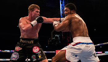 Povetkin vs Fury: Another London loss for Russian