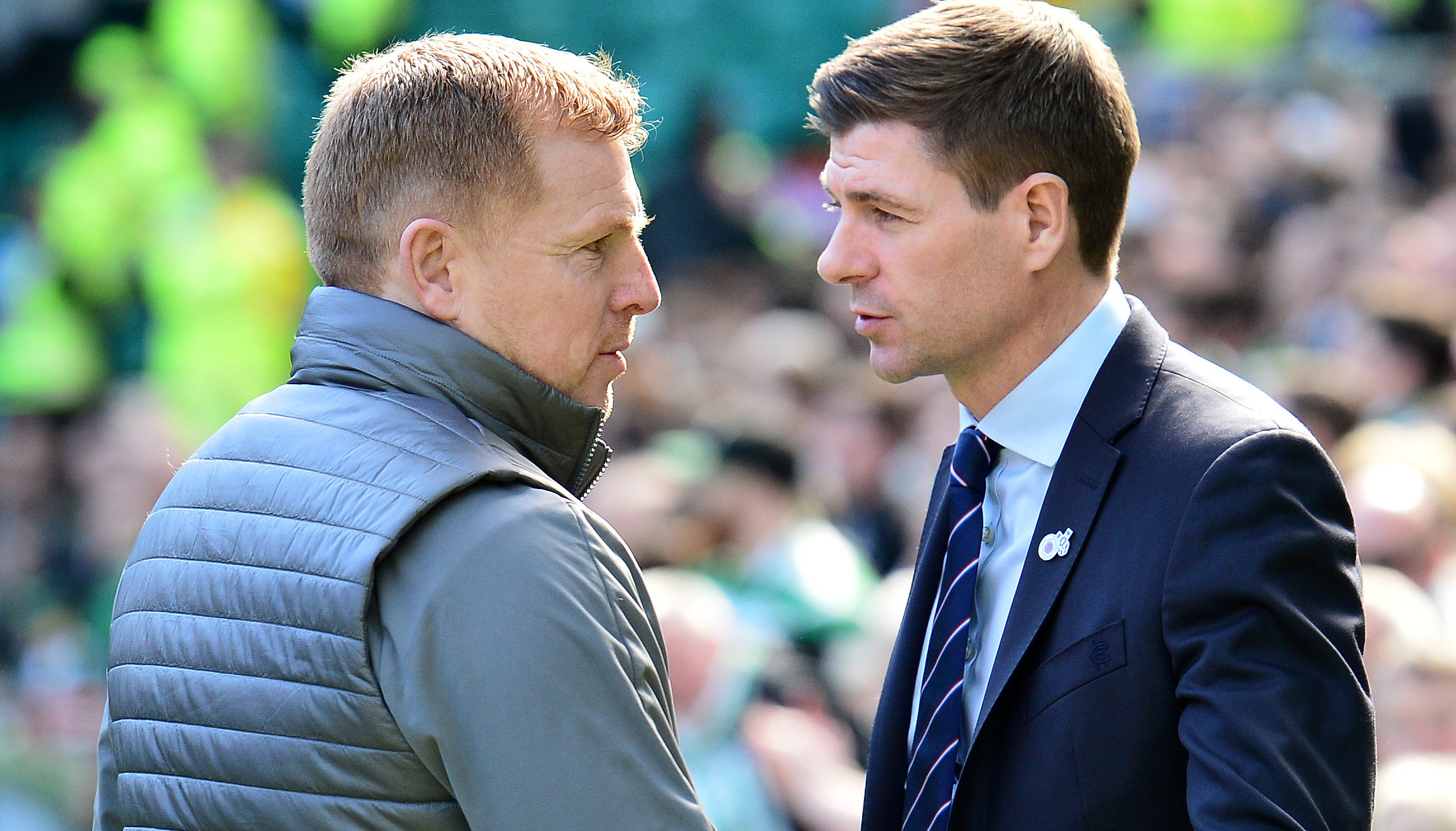 Celtic vs Rangers: Bhoys to take control of title race
