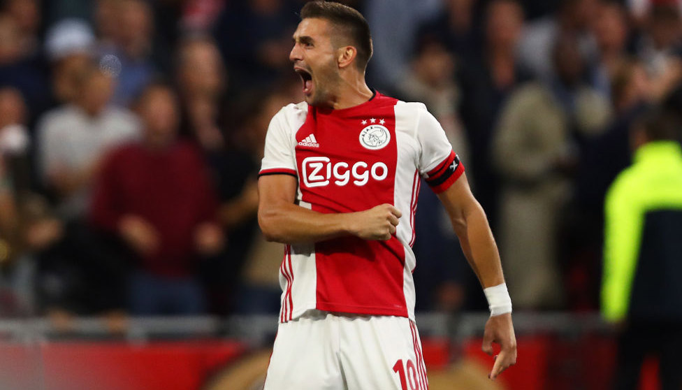 Ajax vs Getafe: Go for goals each way in Amsterdam