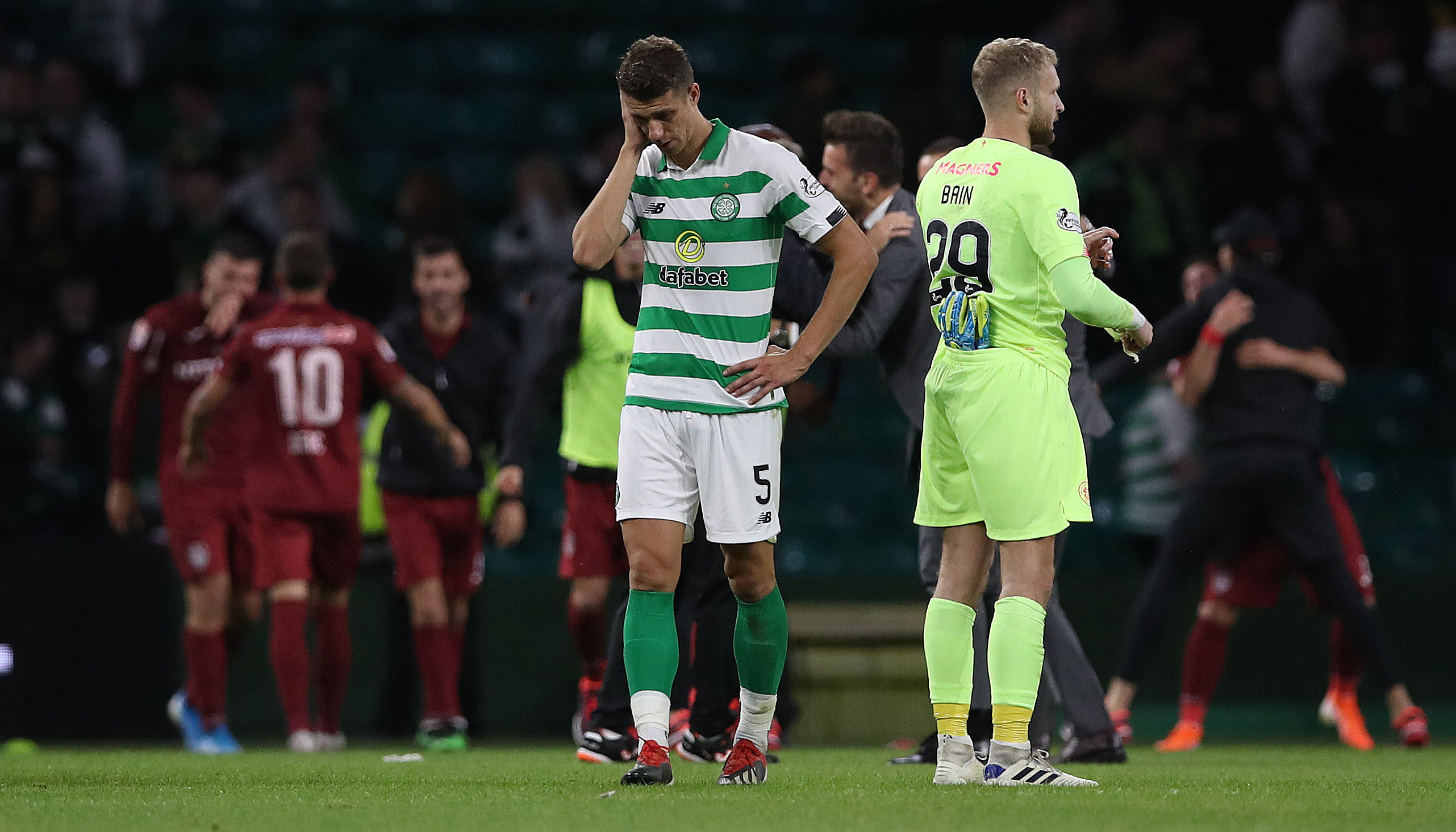 Celtic vs CFR Cluj: Hoops hope for revenge
