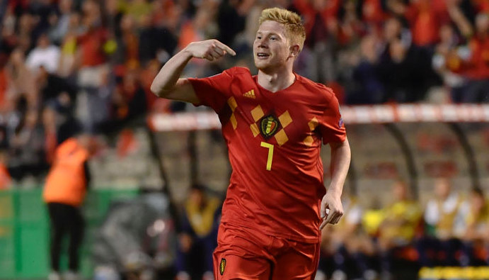 Scotland vs Belgium: Red Devils are rated class apart