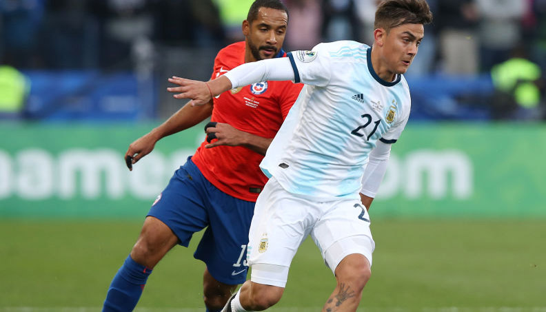 Argentina vs Chile: La Albiceleste fancied for LA success