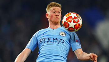 Man City vs Crystal Palace: KDB to help clip Eagles' wings