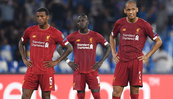 Liverpool vs Salzburg: Holders can bounce back at Anfield