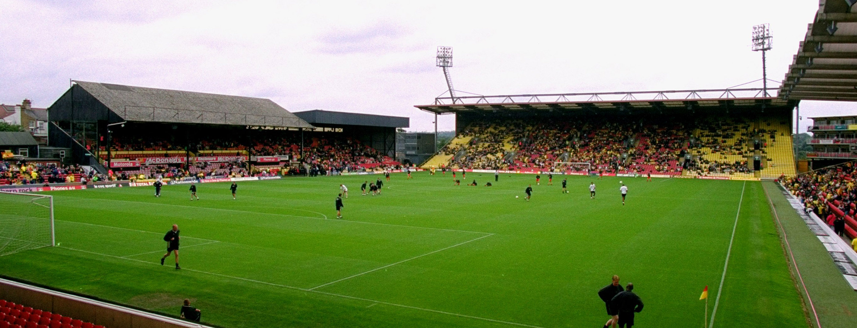 English Football Stadiums > Which Are The Most Exciting? | bwin