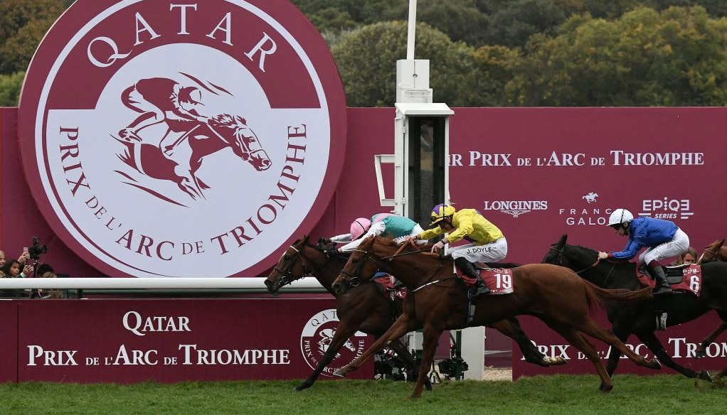 Prix de l'Arc de Triomphe tips: Selections from Longchamp