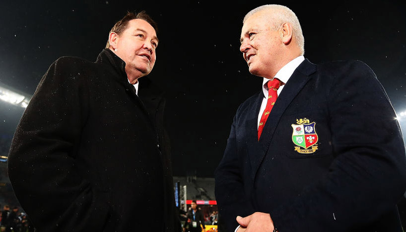 New Zealand vs Wales: All Blacks can dominate play-off