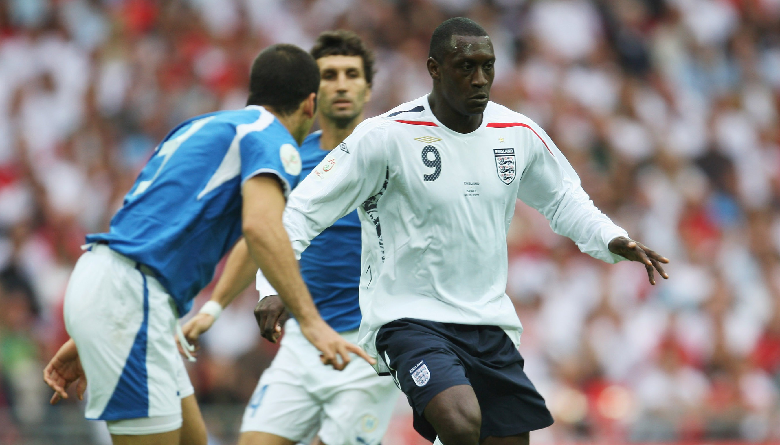 Emile Heskey interview: Former striker on England and his old clubs