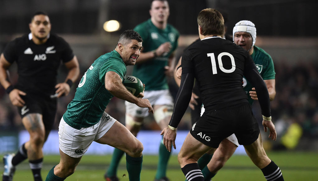 New Zealand vs Ireland: All Blacks to be pushed hard