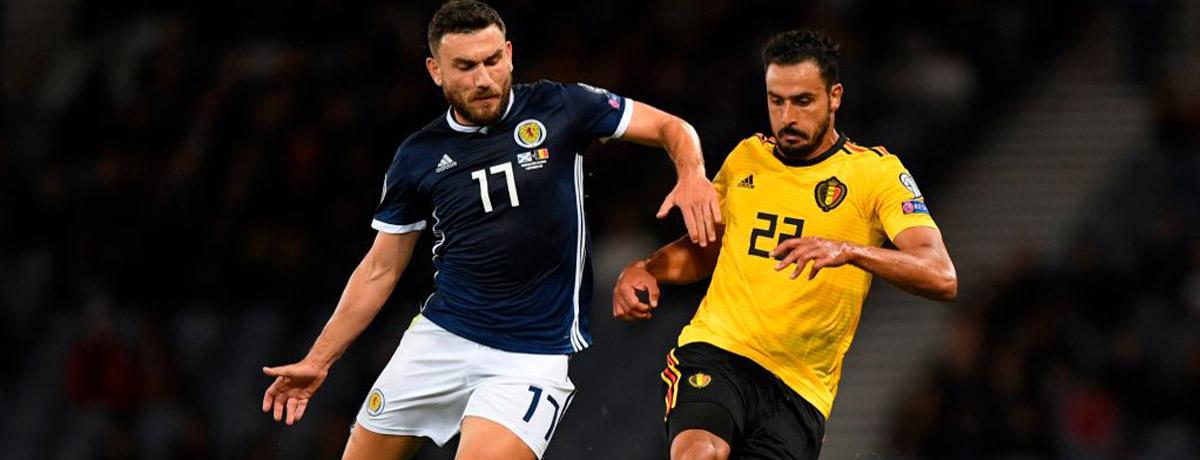 Scotland vs San Marino: Clarke eyeing confidence boost