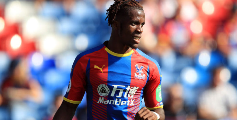 Wilfried Zaha transfer