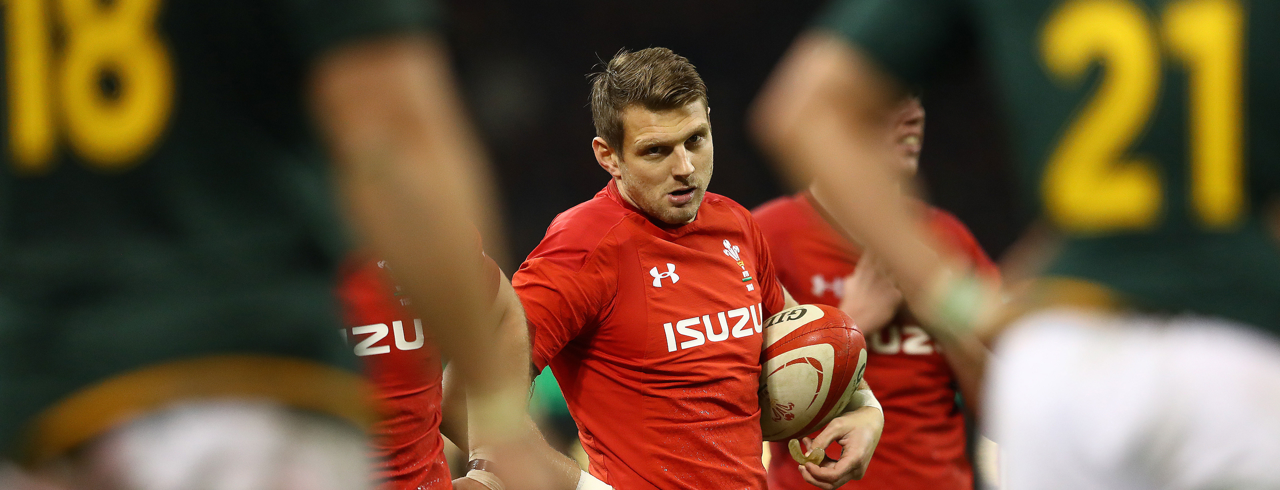 Wales vs South Africa: History on the side of the underdogs