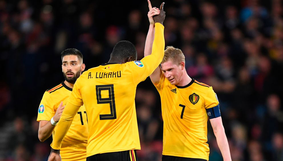 Euro 2020 winner predictions: Belgium can overcome postponement