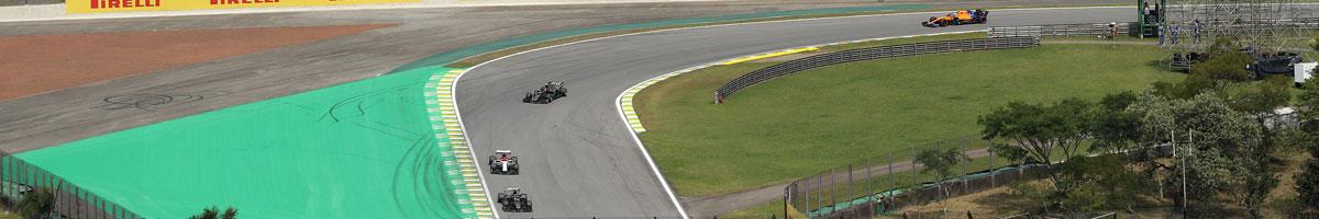 Interlagos is the venue for the Virtual Brazilian Grand Prix
