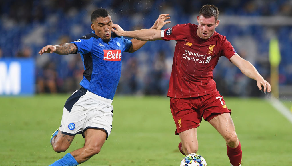 Liverpool vs Napoli: Reds tipped to edge out chief pool rivals