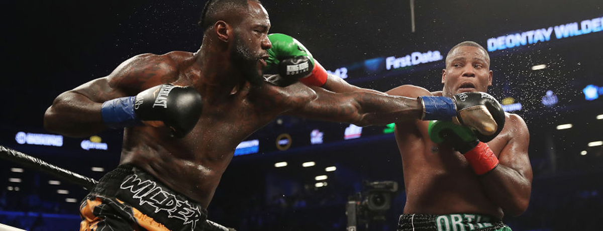 We're on the champ to win during rounds 7-12 at 5/2 in our Wilder vs Fury predictions