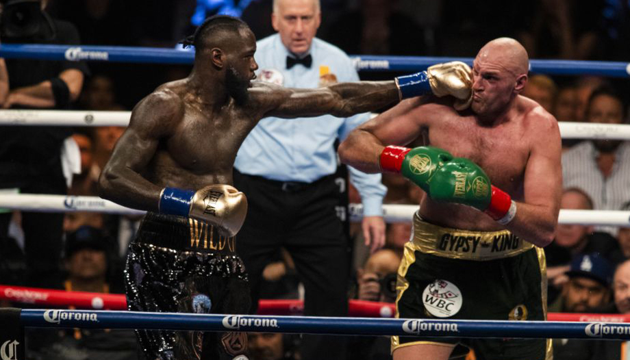 Wilder vs Fury 2: Bronze Bomber backed to KO Gypsy King