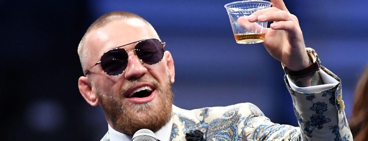 UFC legend Conor McGregor