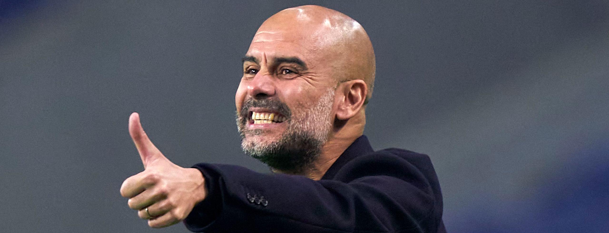 Man City vs Chelsea: Champions League joy for Pep