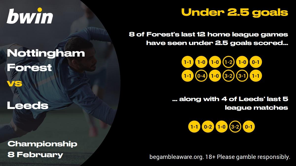 Nottingham forest v leeds betting experts sports betting broker jobs