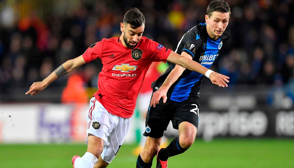 Man Utd vs Club Brugge: Red Devils to ease through
