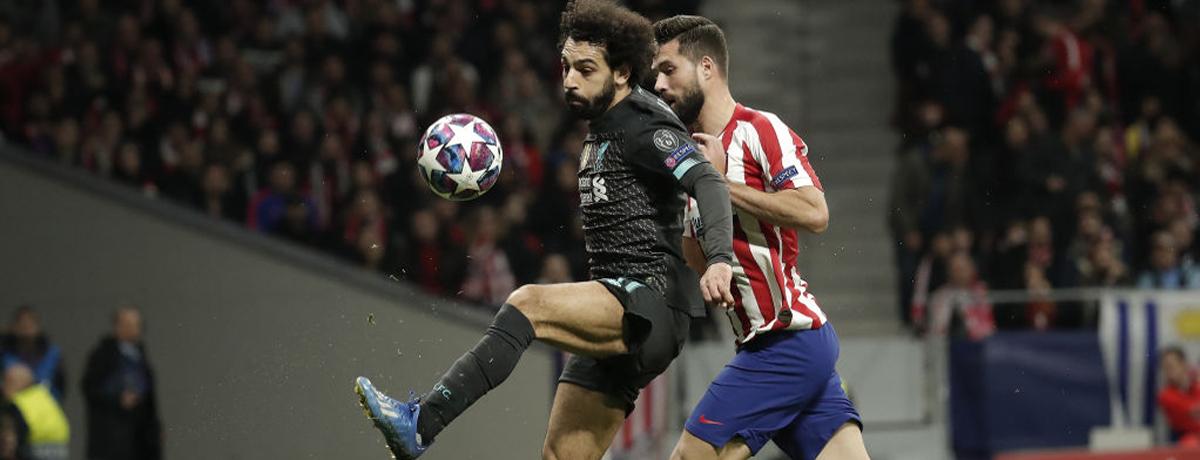 Liverpool star Mo Salah
